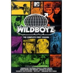WildBoyz: The Complete First Season (DVD 2003)