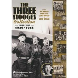 Three Stooges Collection, The: 1946 - 1948 - Volume Five (DVD 1946)