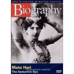 Biography: Mata Hari (DVD 1996)