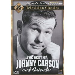 Best Of Johnny Carson, The (DVD)