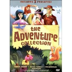 Adventure Collection (3 Pack) (DVD 2005)