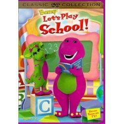 Barney: Let's Play School (DVD 1999)