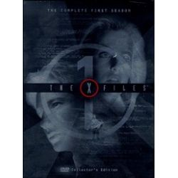 X-Files, The: Season One - Gift Pack (DVD 1994)