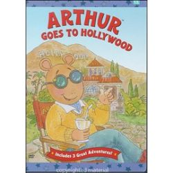 Arthur Goes To Hollywood (DVD 2003)