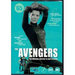 Avengers '65 Set #2: Vol 4 (DVD 1965)