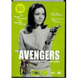 Avengers '65 Set #1: Vol 2 (DVD 1965)