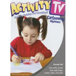 ActivityTV: Cartooning - Beginner (DVD)
