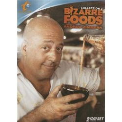 Bizarre Foods: Collection 2 (DVD 2008)