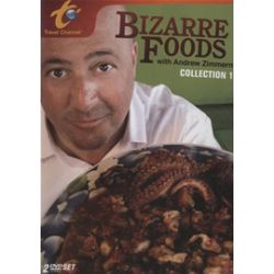 Bizarre Foods: Collection 1 (DVD 2007)