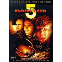 Babylon 5: Seasons One - Four (DVD)