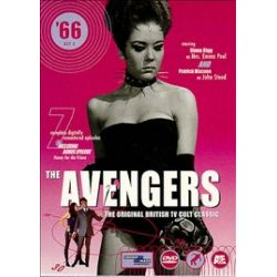 Avengers '66 Set #2: Vol 3 & 4 (DVD 1966)