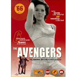 Avengers '66 Set #1: Vol. 1 & 2 (DVD 1966)