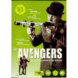 Avengers '65 Set #1: Vol. 1 & 2 (DVD 1965)