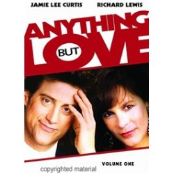 Anything But Love: Volume 1 (DVD 1989)