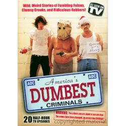 America's Dumbest Criminals (DVD 2007)