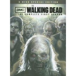 Walking Dead, The: The Complete First Season - Special Edition (DVD 2010)