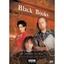 Black Books: The Complete First Series (DVD 2002)