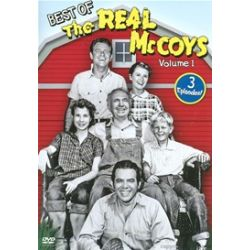 Best Of The Real McCoys, The: Volume 1 (DVD 1957)
