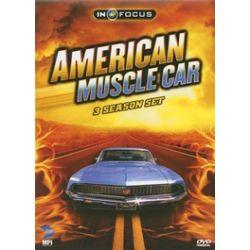 American Muscle Car: 3 Season Set (DVD 2006)