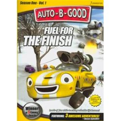 Auto-B-Good: Fuel For The Finish (DVD 2009)