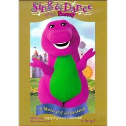Barney: Sing & Dance With Barney (DVD 1983)
