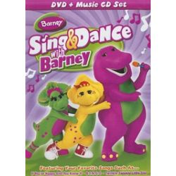 Barney: Sing & Dance With Barney (DVD)