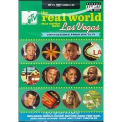 Real World You Never Saw, The: Las Vegas (DVD 2003)
