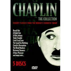 Chaplin Box Set (DVD 1919)