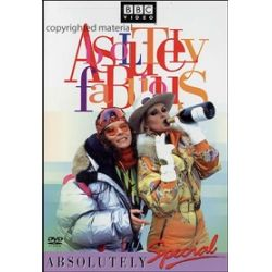 Absolutely Fabulous: Absolutely Special (DVD 1996)