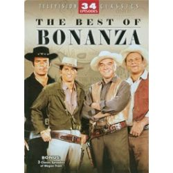 Best Of Bonanza, The (Collector's Tin) (DVD 1959)