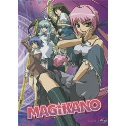 Magikano: Witch Hunt - Volume 2 (Collector's Box) (DVD 2005)