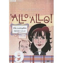 Allo 'Allo!: The Complete Series Nine (DVD 1992)