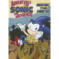Adventures Of Sonic The Hedgehog: Sonic The Hero (DVD)