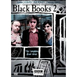 Black Books: The Complete Second Series (DVD)