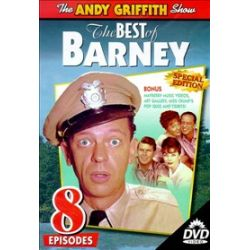 Andy Griffith Show, The: The Best Of Barney (DVD 1960)