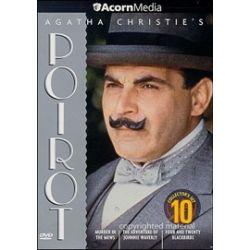 Agatha Christie's Poirot: Collector's Set 10 (DVD 1989)