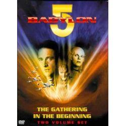 Babylon 5: The Gathering/ In The Beginning (DVD 1998)