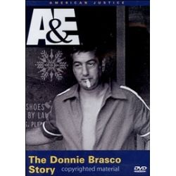 American Justice: The Donnie Brasco Story (DVD 1997)