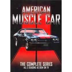 American Muscle Car: The Complete Series (DVD)