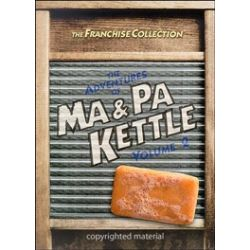Adventures Of Ma And Pa Kettle, The: Volume 2 (DVD)