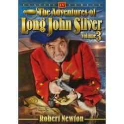 Adventures Of Long John Silver, The: Volume 3 (DVD 1955)
