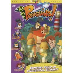 3-2-1 Penguins!: Runaway Pride At Lightstation Kilowatt (DVD 2002)
