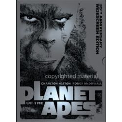 Planet Of The Apes: 35th Anniversary Edition (Widescreen) (DVD 1967)