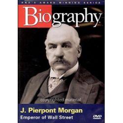 Biography: J. Pierpont Morgan - Emperor Of Wall Street (DVD 1996)