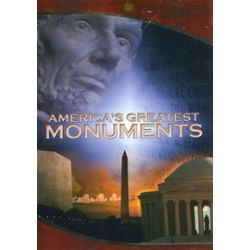 America's Greatest Monuments: Washington DC (DVD 2008)