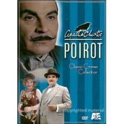 Agatha Christie's Poirot: Classic Crimes Collection (DVD 1989)
