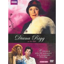 Diana Rigg At The BBC (DVD 2011)