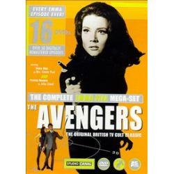 Avengers, The: The Complete Emma Peel Mega-Set (DVD 1967)