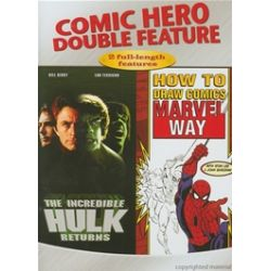 Comic Hero Double Feature (DVD)