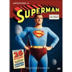 Adventures Of Superman, The: The Complete Seasons 1 - 4 (DVD)